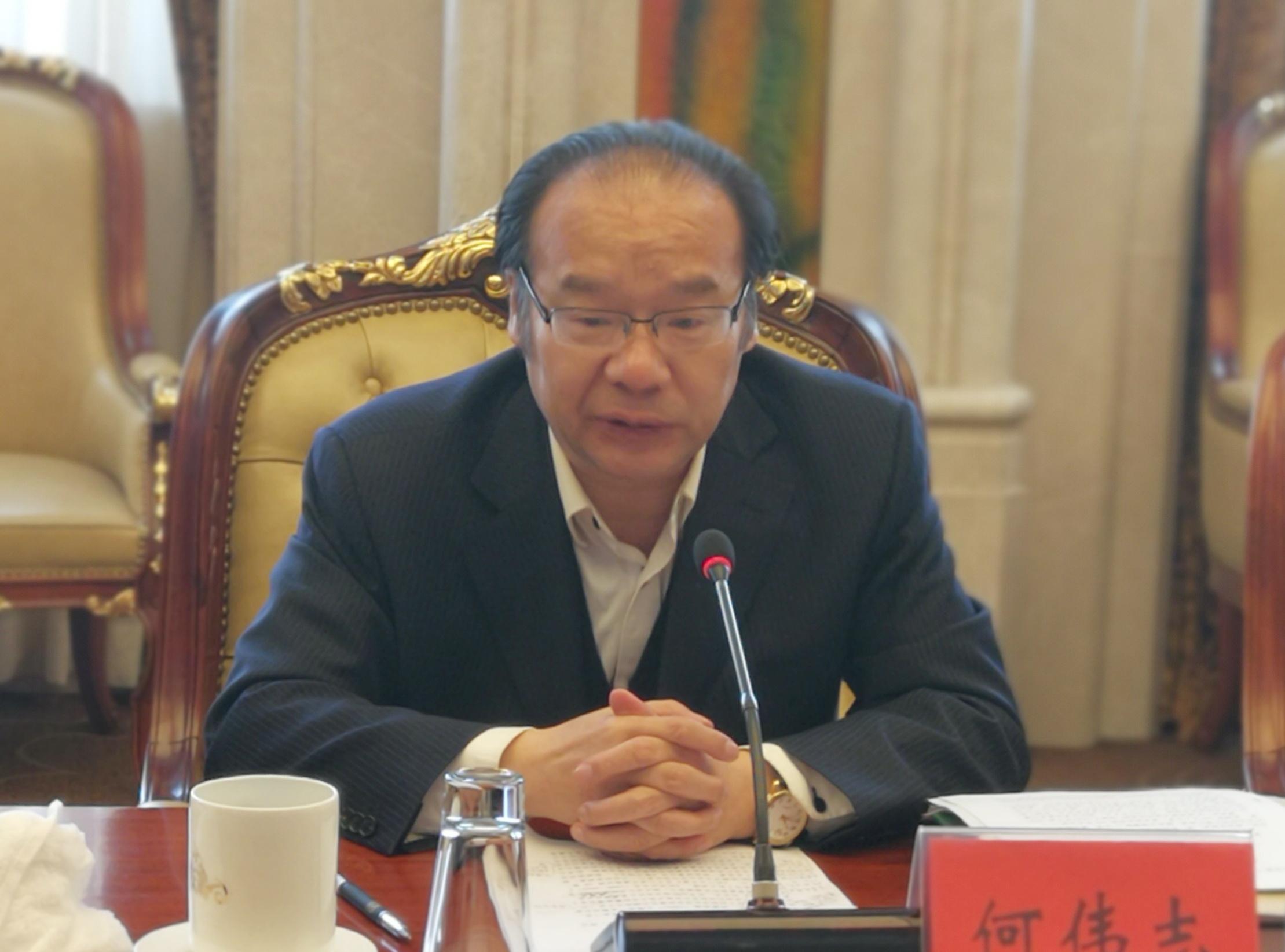 2省地方志办公室党组书记、主任何伟志出席会议并讲话.jpg